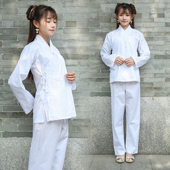 Ebbie - Chinese Traditional Costume Set
