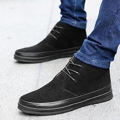 NOVO - Suede Desert Boots