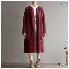 Rosadame - Dotted Long Jacket