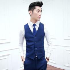 Besto - Plain Suit Vest
