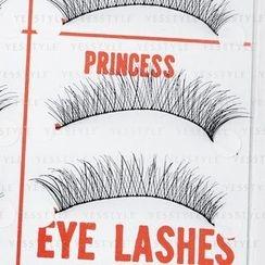 Princess Lee - Eyelash (Cross 7 Black)