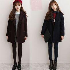 Elinor - Woolen Coat