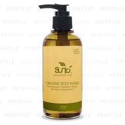 Sunki - Organic Body Wash with Organic Sunflower Seed