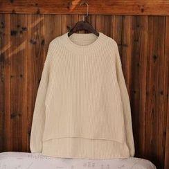 tete - Dip-Back Sweater