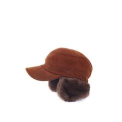 Ohkkage - Faux-Fur Ear Flap Cap