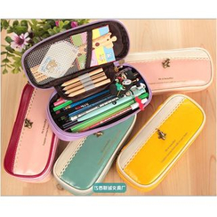 School Time - Color Panel Pencil Case
