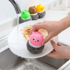 Home Simply - Cartoon Pot Scourer