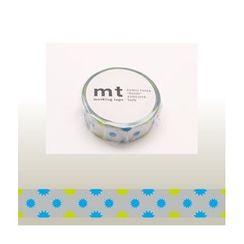 mt - mt Masking Tape : mt 1P Kirakira Silver