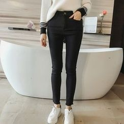 Little V - Plain Skinny Pants