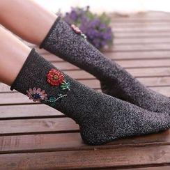 NECTARY - Flower Socks