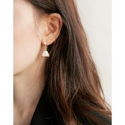 UPTOWNHOLIC - Tassel Drop Earrings