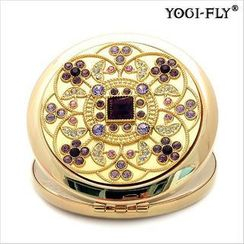 Yogi-Fly - Beauty Compact Mirror (JW006G)