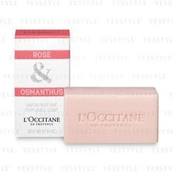 L'Occitane - Rose & Osmanthus Soap (Limited Edition)