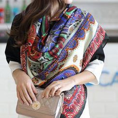 Rita Zita - Print Cotton Scarf