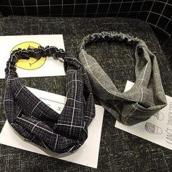 Azalea - Check Headband