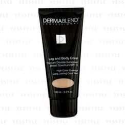 Dermablend - Leg and Body Cover SPF 15 (Full Coverage and Long Wearability) - Tawny