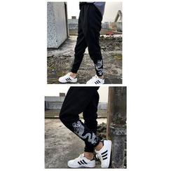 Cerauno - Printed Sweatpants