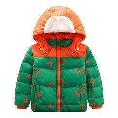 Endymion - Baby Hooeded Padded Jacket