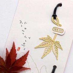 Full House - Bookzzi - Metal Bookmark