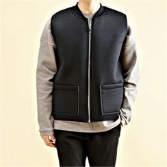 THE COVER - Neoprene Zip-Up Vest