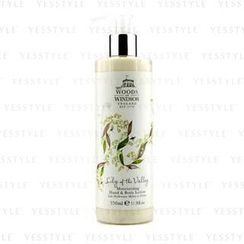 Woods Of Windsor - Lily Of The Valley Moisturising Hand and Body Lotion