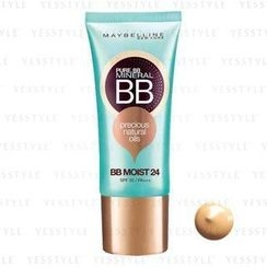 Maybelline New York - Pure Mineral BB Moist 24 SPF 35 PA+++ (#02 Medium Beige)