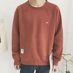 Arthur Look - Embroidered Pullover