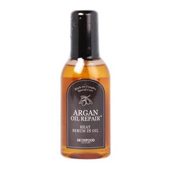 Skinfood - Argan Oil Repair Plus Heat Serum in Oil 100ml