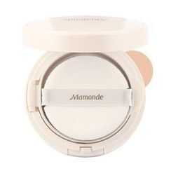 Mamonde - Cover Powder Cushion with Refill SPF50+ PA+++ (#21 Peach Beige)(15g x 2)