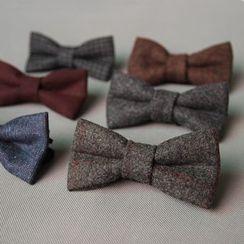 Puddingbird - Wool Bow Tie