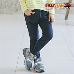 BILLY JEAN - Kids Banded-Waist Pants