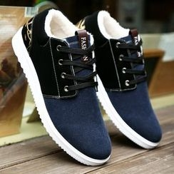 ESMODO - Fleece-lined Sneakers