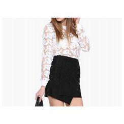 Richcoco - Lace Pullover