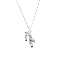 Glamagem - 12 Zodiac Collection - Enchanting Tiger With Necklace