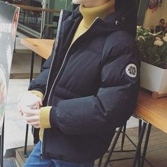 ZZP HOMME - Hooded Padded Jacket