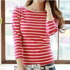 Ranee - Striped Pullover