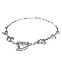 Kamsmak - Dancing Heart Necklace