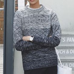 ZZP HOMME - Gradient Sweater