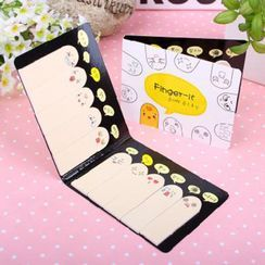 MissYou - 'Finger' Mini Sticky Notes