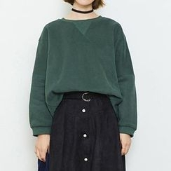 Heynew - Plain Sweatshirt