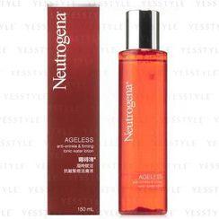 Neutrogena - Ageless Anti-Wrinkle & Firming Tonic Water Lotion