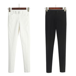 Porta - Plain Skinny Pants