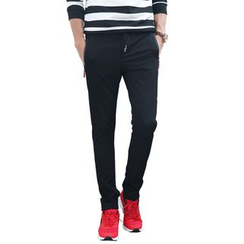 Denimic - Drawstring Jogger Pants