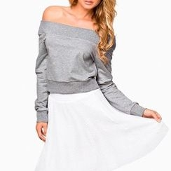 Everose - Off-Shoulder Top