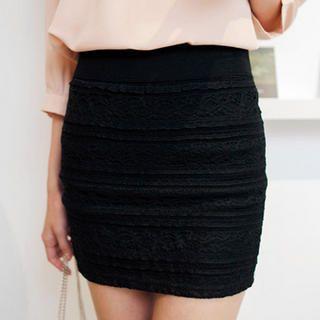 Tokyo Fashion - Lace Miniskirt