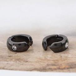 潮野 - 迷你馬蹬式單耳環