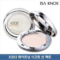 ISA KNOX - X2D2 Whitening Secret Sun Pact
