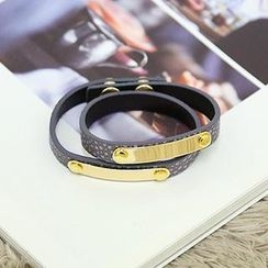 NANING9 - Genuine Leather Bracelet