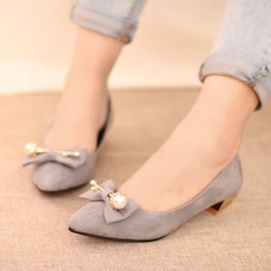 IYATO - Block Heel Pumps