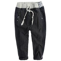 Happy Go Lucky - Kids Pinstripe Pants
